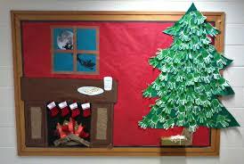christmas tree bulletin boards christmas lights decoration