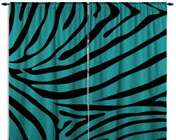 Zebra Valance Curtains Zebra Print Curtains Black And White Zebra Print Funky Cool