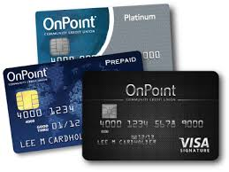 reloadable prepaid debit cards emv chip technology onpoint community credit union