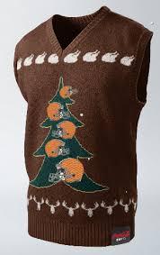 nfl ugly christmas sweaters slideshow last minute present ideas