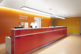 Hospital Receptionist Montefiore Private Hospital Zumtobel