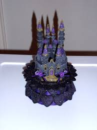 fairy cake topper alternabrides