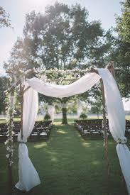 wedding arch nashville allison wedding details nashville
