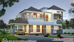 Modern Home Design In Kerala October 2016 Kerala Home Design And Floor Plans