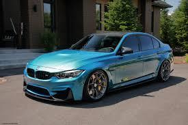 Bmw M3 Baby Blue - my individual atlantis f80 hre awe kw 3d design