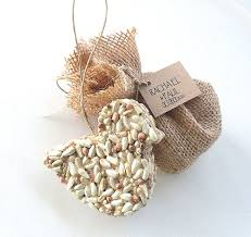 bird seed wedding favors bird seed party favors unique favors for green weddings