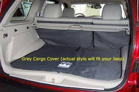 jeep grand trunk cover all things jeep jeep grand 1999 2004 cargo liner