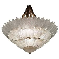 Ceiling Light For Sale Majestic Venetian Murano Ceiling Light For Sale At 1stdibs