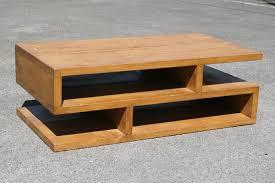 rustic s shape coffee table plasma tv stand richard james