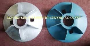 electric motor fan plastic aluminum plastic fan aluminum fan for various