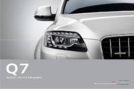 audi catalog audi q7 catalogue pdf aug 06 14 joomag newsstand