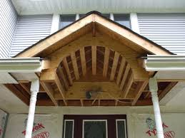 building a small home building a porch roof on a mobile home ideas for building a