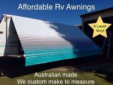 caravan roll out awning caravan parts accessories ebay
