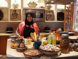 cours de cuisine à la maison arabe dans la palmeraie de marrakech