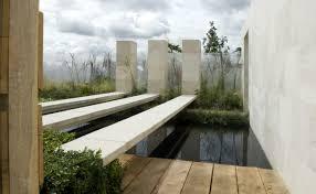 modern white nuance modern backyard patio designs that has