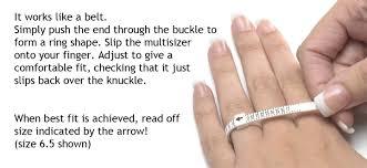 mens rings finger images Ring sizer jpg