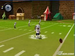 Wii Backyard Football by Backyard Football U002709 Hands On Ign
