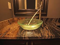 Design For Bathroom Vessel Sink Ideas Bathroom Ideas Glass Vessel Sinks Bathroom Framed Mirror In