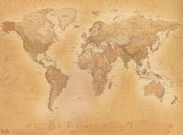 Wall Map Murals Old World Map For A Office With Paste Wall Murals Ireland Best Of