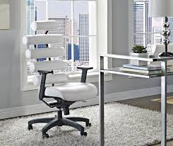 White Modern Desk Chair Ultra Modern Office Chair