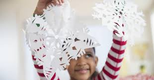 12 easy crafts to do with kids on a snow day huffpost