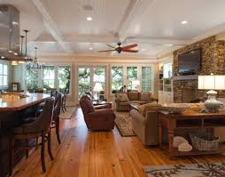 kitchen living room open floor plan awesome 50 living room kitchen open floor plan inspiration design