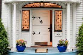 house front door what makes a strong feng shui front door