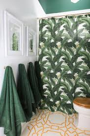 Hawaiian Print Shower Curtains by Best 25 Tropical Curtain Rods Ideas On Pinterest Bedroom