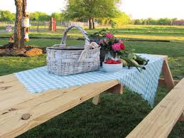 diy picnic table plans farm and garden grit magazine