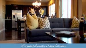 colorado floor plans richmond american homes dream collection