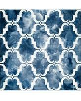 amazing deal on safavieh dip dye trellis point 7 u0027 square area rug