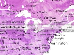 Ohio Map With Cities by Printable Watercolor World Map With Cities In Colorful Gradient