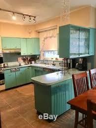 vintage metal kitchen cabinets geneva 1955 vintage metal kitchen cabinets torquise all