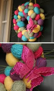 Diy Easter Decorations String Eggs by 22 Diy Easter Decor Ideas For The Home Coco29