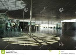 main entrance hall design louvre lens museum northern france editorial photo image 53183191