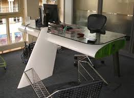 Modern Office Tables Pictures Magnificent Modern Office Interior Design