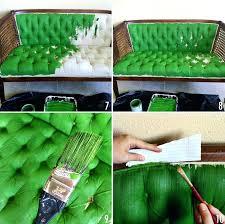 teinture canapé tissu peinture tissu canape peindre meuble3 peindre canape tissu