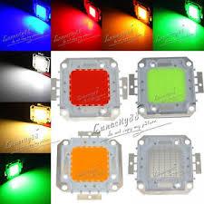 LED Chips 10W 20W 30W 50W 100W SMD High Power LED Lamp Bulb Bead