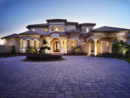luxury mediterranean house plans mediterranean house plans plan with pools residential project