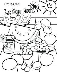 food color pages food web coloring pages food coloring page junk