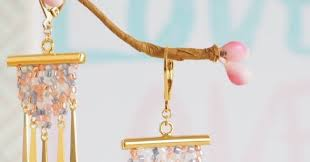 Crystal Chandelier Earrings Beadfeast Turquoise Chandelier Earrings At Home And Interior Design Ideas