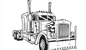 optimus prime pictures color free coloring pages art