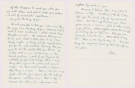 5 handwritten love letters from famous designers