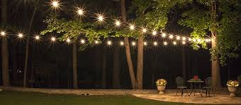 How To Plan Your Backyard Hanging Lights In Backyard With Transform Your Outdoor And Patio