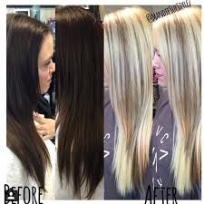weave hair how in fife deaf got implant cochlear best 25 olaplex before and after ideas on pinterest natural