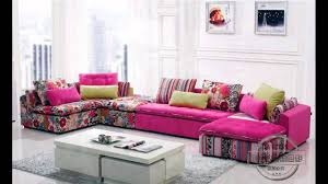 colorful living room sofa sets youtube