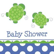 turtle baby shower buy creative converting mr turtle baby shower luncheon napkins