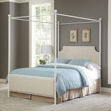 Bed Frame With Canopy Canopy Beds Joss