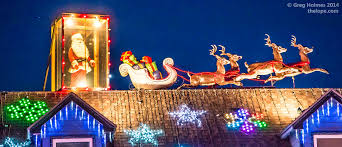 christmas lights wichita ks the lope perennial christmas lights of wichita kansas