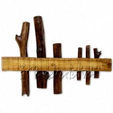 buy room decoration wall hanging made from abstract wood online in